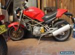 DUCATI 900 MONSTER for Sale