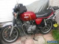 Yamaha XS250 1981 Motorcycle + spares donor bike