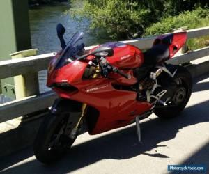2012 Ducati Superbike for Sale