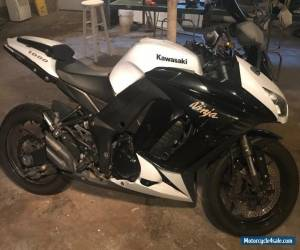 2013 Kawasaki Ninja for Sale