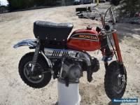 1973 Honda Mini Trail 50