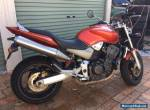 2007 Honda Hornet CB900 Motorbike for Sale