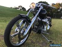 Harley Davidson softail supercharged fresh build plus so many spares