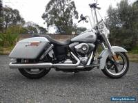 HARLEY DAVIDSON FLD SWITCH BACK 103 cube PLATED 10/2011 ONLY $14990