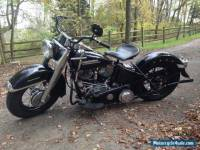 1952 Harley-Davidson Pan Head