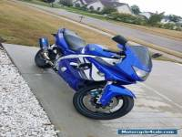 2003 Yamaha YZF600r
