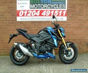 SUZUKI GSX-S750 MOTORCYCLE for Sale