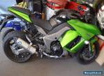 kawasaki ninja 1000 near new for Sale