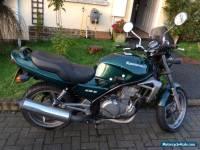 Kawasaki ER5 motorcycle 1999 T reg
