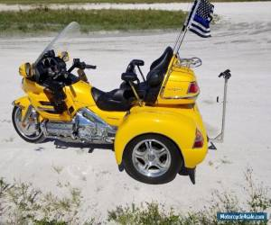 2002 Honda Gold Wing for Sale