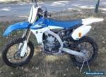 2013 Yamaha YZ for Sale