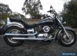 YAMAHA XVS 1100 2009 MODEL WITH ONLY 25501 ks AS NEW GREAT VALUE AT $6690 for Sale