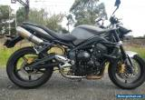 Triumph Street Triple R 2010 In Fantastic Condition for Sale
