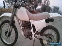 1999 Honda XR