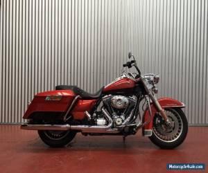 2013 Harley-Davidson FLHR Road King 1690cc Candy Orange/Beer Bottle - Beautiful! for Sale