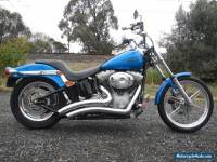 HARLEY DAVIDSON SOFTAIL STD 2004 MODEL WITH ONLY 8138ks