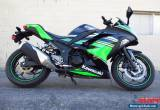 2017 Kawasaki Ninja for Sale