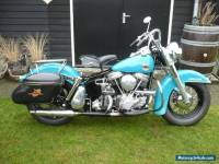 1958 Harley Davidson FL 1200 Panhead in Collector condition