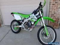 2008 Kawasaki KLX