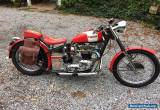 1962 Triumph Bonneville for Sale