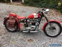 1962 Triumph Bonneville
