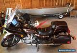 1982 Honda Gold Wing for Sale