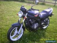 Suzuki GS 500 K5 motorcycle