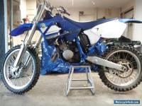 2001 Yamaha YZ