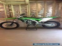 2016 Kawasaki KX