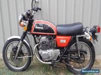 Honda cb200 $1 bid buys it