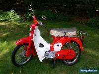 1966 Honda Supercub 50 CA100
