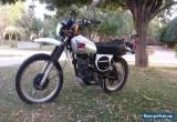1979 Yamaha XT for Sale