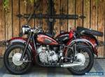 1962 Ural Dnepr for Sale