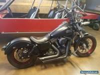 2015 Harley-Davidson Dyna