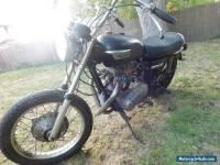 1973 Triumph Bonneville