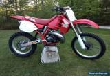 1989 Honda CR for Sale
