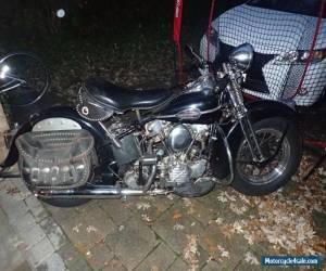 1941 Harley-Davidson Touring for Sale