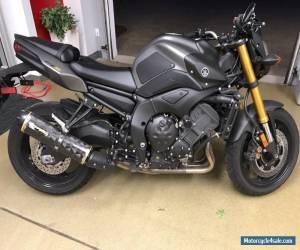 2012 Yamaha fz8 for Sale