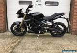 TRIUMPH STREET TRIPLE ABS 675 2014 MOTORCYCLE for Sale