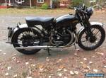 1953 Vincent BLACK SHADOW for Sale