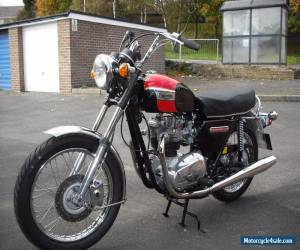 Triumph T140v motorcycle for Sale