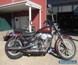 1985 Harley-Davidson FXRS for Sale