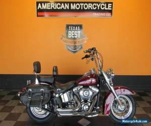 2014 Harley-Davidson Heritage Softail Classic - FLSTC for Sale
