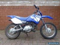 Yamaha TTR90 Motorbike Motorcycle