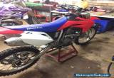 2015 Honda CRF for Sale