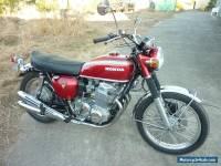 1971 Honda CB750 K1
