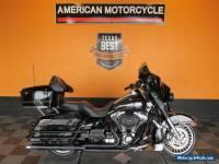 2012 Harley-Davidson Electra Glide Classic - FLHTC