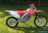 Honda CRF 250X 2013 Road Registered 50 Miles on the clock for Sale