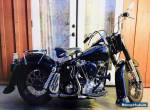 1958 Harley-Davidson Other for Sale