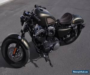 Motorcycle 2015 Harley-Davidson Sportster for Sale